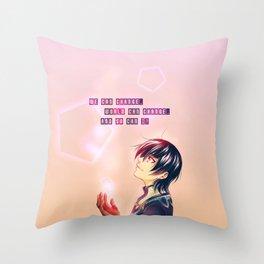 Jude Mathis Throw Pillow