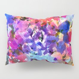 Jelly Bean Wildflowers Pillow Sham
