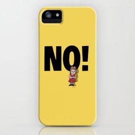 No! no.5 iPhone Case