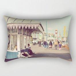 A summer walk Rectangular Pillow
