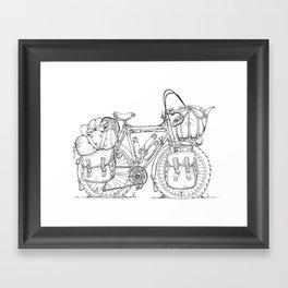 Tourer Framed Art Print