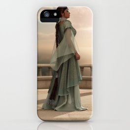 A Moment of Peace iPhone Case