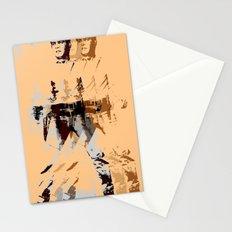 FPJ agent orange Stationery Cards