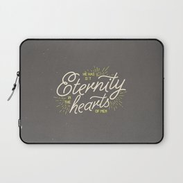ETERNITY IN HEARTS Laptop Sleeve