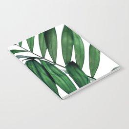 Leaves 5 Notebook
