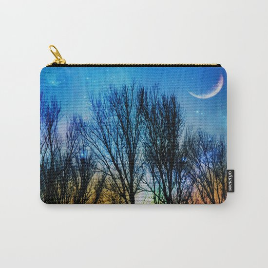 light up the sky Carry-All Pouch