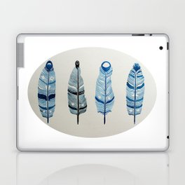 The four siblings of mother bird Laptop & iPad Skin