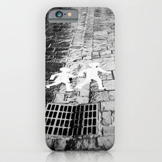 Crosswalk, Brittany, France iPhone & iPod Case