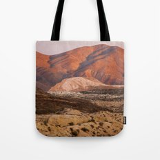 The Pinkest Sunset (Red Rock State Park, California) Tote Bag