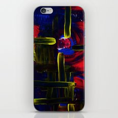 nightbrite iPhone & iPod Skin