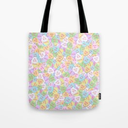 Sweet Hearts Valentine's Day Candy Tote Bag