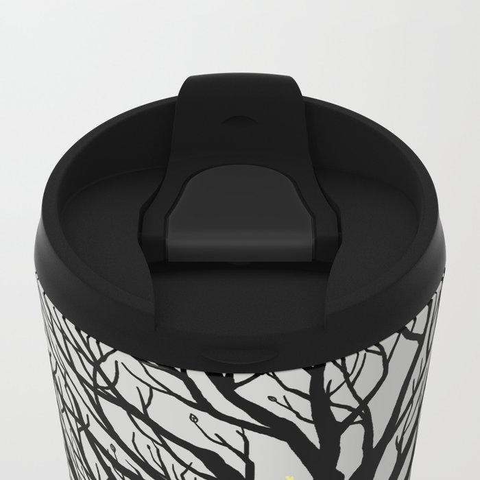 The Egg Collector Metal Travel Mug