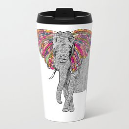 Bella The Happy Butterphant Travel Mug