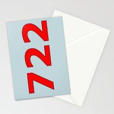 RennSport Speed Series: Mille Miglia Stationery Cards