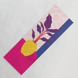 Dracaena Pink | Digital Yoga Mat