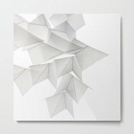 Motion of Patience Metal Print