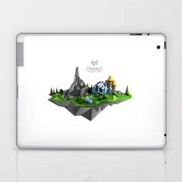 CheckiO island Laptop & iPad Skin