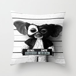 Gizmo lineup Throw Pillow