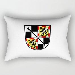 flag of Bayreuth Rectangular Pillow