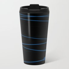 Deep Water Metal Travel Mug