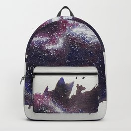 Galaxy Splash Backpack