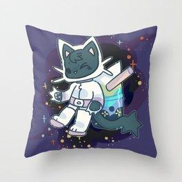 BTSK - SPACE CADET Throw Pillow