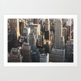 NYC 12 Art Print