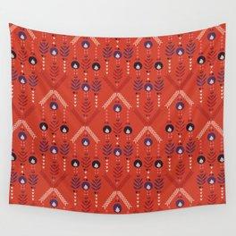 Flora Nativa Wall Tapestry