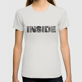 What's inside? T-shirt