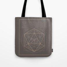 D20-Critical Hit Tote Bag