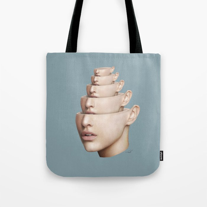 Levels Tote Bag