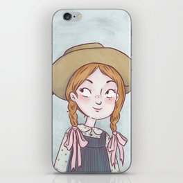 Anne of Green Gables iPhone Skin