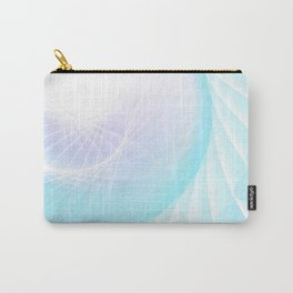 Spiral Wings Carry-All Pouch
