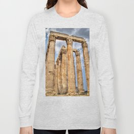 Temple of Zues Long Sleeve T-shirt
