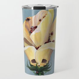 Botanicle Bone Travel Mug