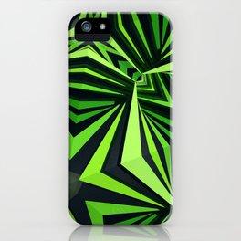 """Clockwork"" kaleidoscope iPhone Case"