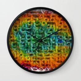 Bedlam 03 82 Wall Clock