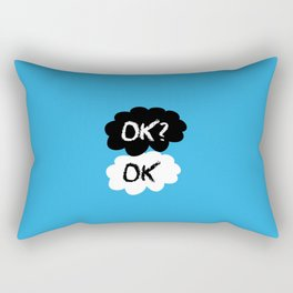 Ok? Rectangular Pillow