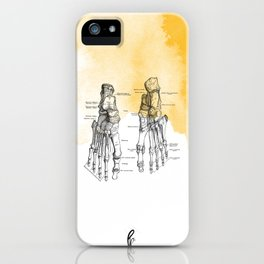 Allan Poe iPhone Case