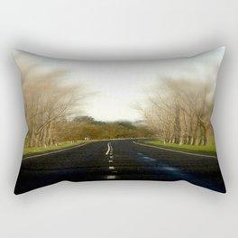 Avenue of Honour Rectangular Pillow