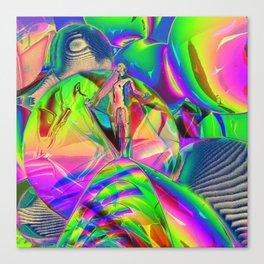 SOAK Canvas Print