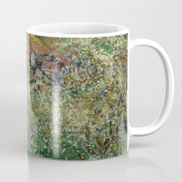 Plum Trees in Blossom Coffee Mug