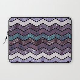 Glitter Waves IV Laptop Sleeve