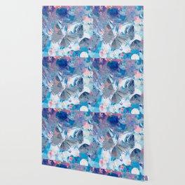 Butterfly Blue Wallpaper