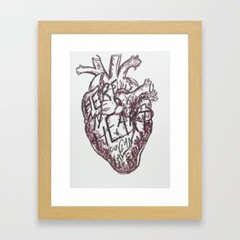 You Can Have It All (Artist Print #1) Framed Art Print
