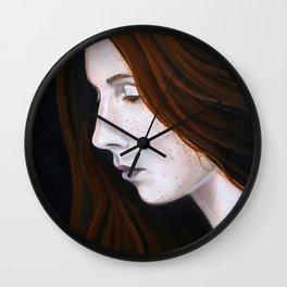 Nastya Wall Clock