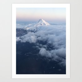 Mountain Adventure Art Print