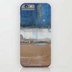 Metallic Square Series II - Navy and Copper Slim Case iPhone 6s