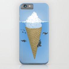 Hidden part of icebergs iPhone 6s Slim Case