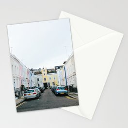 Colors of Notting Hill Stationery Cards
